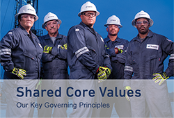 Shared Core Values